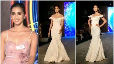 Tin vui bay về: Tiểu Vy xuất sắc lọt top 32 Top Model tại Miss World 2018