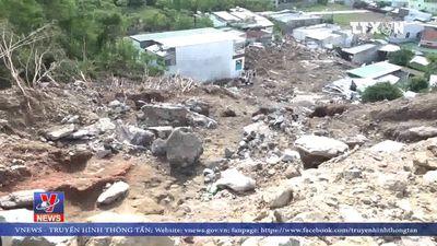Vụ sạt lở núi khiến cả một gia đình thiệt mạng ở Nha Trang, Khánh Hòa