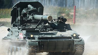 Phương Tây lo ngại và sợ hãi hoa 'Tulip' Nga, súng cối hủy diệt M240
