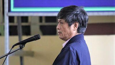 Cựu Cục trưởng C50 Nguyễn Thanh Hóa xin giảm nhẹ tội để sớm về chịu tang mẹ