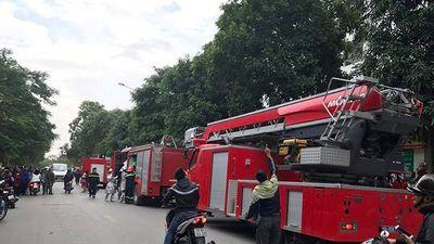 Khẩn trương cứu nạn, cứu hộ vụ cháy chung cư HH - Linh Đàm