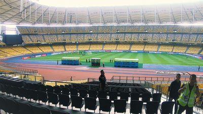 Một vòng sân Bukit Jalil trước chung kết lượt đi AFF Cup