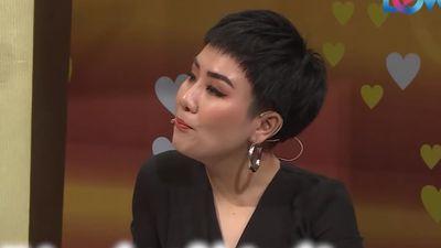 Ca sĩ Huỳnh Tú 'kể xấu' chồng kém 5 tuổi trên sóng truyền hình