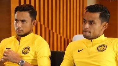 Thủ lĩnh Malaysia và người anh sinh đôi cùng tham dự AFF Cup 2018