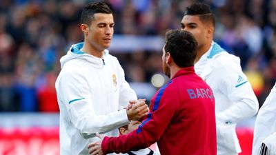 Cristiano Ronaldo: 'Tôi muốn Messi tới Italy'