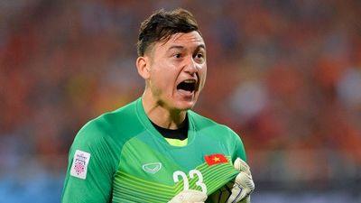 'Đặng Văn Lâm có đủ bản lĩnh để đứng vững ở chung kết AFF Cup'