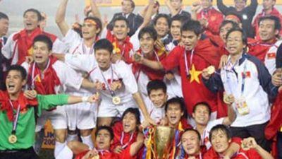 Ký ức AFF: 'Giấc mộng vàng' và trận chung kết lịch sử