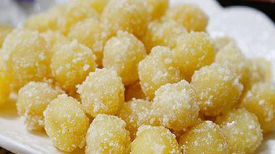 Cách làm mứt hạt sen ngọt bùi nhâm nhi đón Tết
