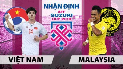 Sôi động trước trận chung kết Việt Nam - Malaysia
