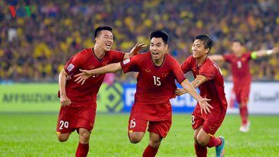 Clip: Trận hòa quả cảm của ĐT Việt Nam trước ĐT Malaysia
