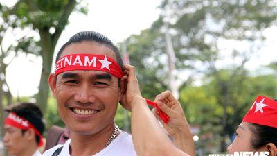 CĐV Việt Nam chưa vào sân đã lo bị Ultra Malaysia tấn công