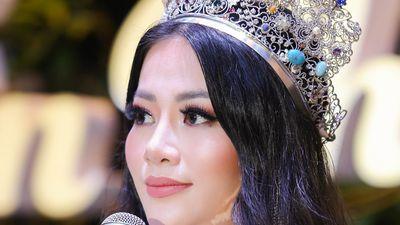 Phương Khánh lên tiếng về tin đồn mua giải Miss Earth