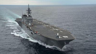 Uy lực tàu sân bay tương lai của Nhật Bản