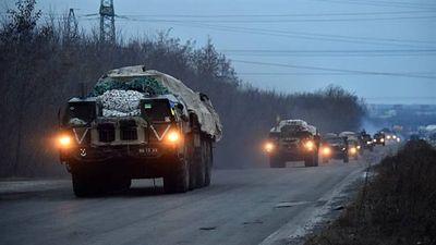 Đếm ngược thời điểm Ukraine tấn công Donbass
