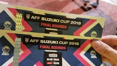 Phe vé chấp nhận 'lỗ nặng', chỉ chào giá gấp đôi trước trận chung kết Việt Nam - Malaysia