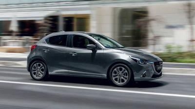Chi tiết Mazda2 Hatchback 2019 nhập Thái giá 589 triệu đồng