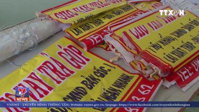 'Nóng' tình trạng cho vay nặng lãi tại Phú Yên