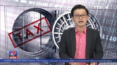 Cung cấp thông tin người nộp thuế