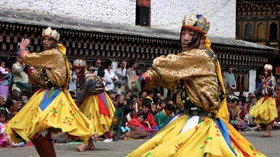 Không có chùa, ăn chay và những điều khác biệt ở Bhutan