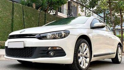 Xe Volkswagen Scirocco 1.4L giá chỉ 550 triệu tại Hà Nội