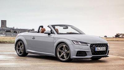 'Soi' Audi TT 20 Years Edition đặc biệt giới hạn 999 chiếc