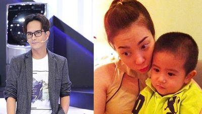 Ly hôn nhiều năm, Hùng Thuận nghẹn ngào xin lỗi vợ cũ vì phạm quá nhiều sai lầm