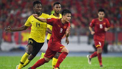Bộ đôi tiền vệ Malaysia tự tin bất chấp thời tiết lạnh tại Hà Nội