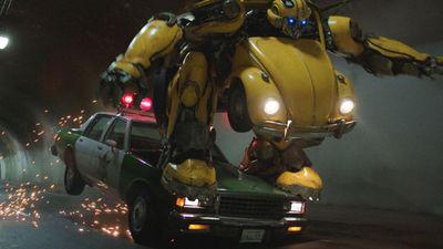 Bom tấn Giáng sinh 'Bumblebee' bất ngờ được giới phê bình khen ngợi