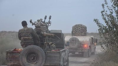 Người Kurd chiếm trung tâm thủ đô IS, sự tồn tại của khủng bố chỉ tính bằng ngày ở Deir Ezzor