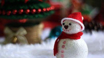 Cách làm người tuyết đón Noel cực dễ, cực đẹp