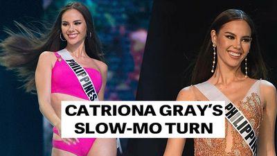 Đây là kỹ năng slow-motion 'siêu đỉnh' của 'Mèo Xám Philippines' chưa chắc H'Hen Niê làm được!