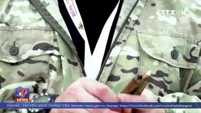 Đặc nhiệm Nga được trang bị 'siêu súng' bắn thủng áo chống đạn