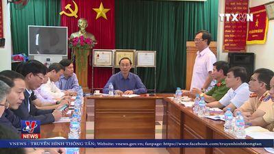 Bộ Giao thông Vận tải yêu cầu sửa chữa mặt đường Quốc lộ 1 qua Phú Yên