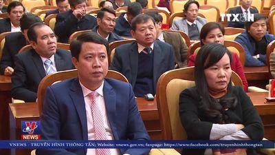 Phú Thọ bầu chức danh Bí thư Tỉnh ủy