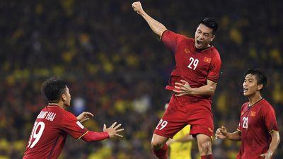 Lời chúc đặc biệt World Bank đến đội tuyển bóng đá Việt Nam