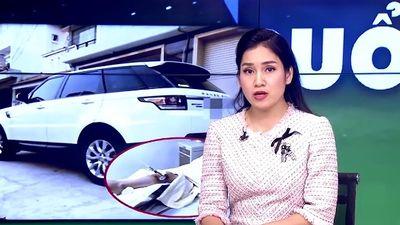 Clip: Range Rover đâm nữ sinh nguy kịch rồi bỏ chạy ở Hà Nội