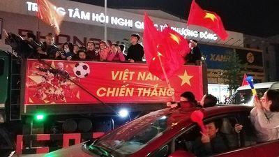 TP.Vinh, Nghệ An vẫn đang cuồng nhiệt vì chức vô địch