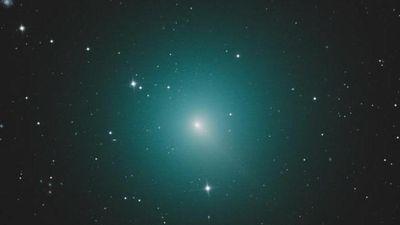 Sao chổi sáng nhất năm 2018 sẽ tiến gần Trái Đất vào cuối tuần này
