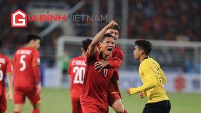 Clip: Xem lại bàn thắng của Anh Đức đưa Việt Nam tới với ngôi vô địch AFF Cup 2018