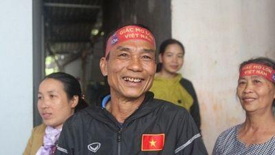 Thông điệp đặc biệt từ gia đình gửi đội tuyển Việt Nam trước trận chung kết AFF Cup