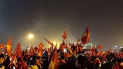 101 cảm xúc vỡ òa của CĐV khi đội tuyển Việt Nam vô địch AFF Cup 2018