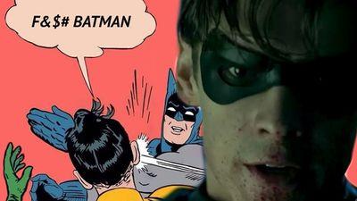 'Titans' tung trailer tập cuối với màn đối đầu của Batman - Robin nhưng bí mật danh tính diễn viên đóng Người Dơi