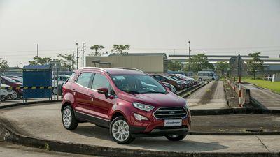 Ford EcoSport được sản xuất như thế nào tại Việt Nam?