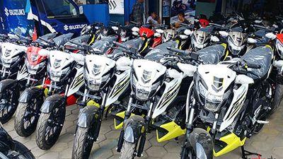 Chi tiết Suzuki GSX150 Bandit giá chỉ 68 triệu ở Sài Gòn