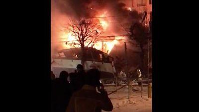 Nổ nhà hàng ở miền bắc Nhật Bản, hơn 40 người bị thương