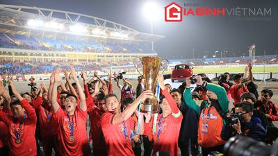 12 phút tóm gọn hành trình tới ngôi vô địch AFF Cup của ĐT Việt Nam