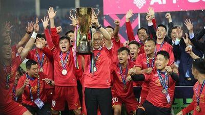 Trận chung kết AFF Cup 2018 đạt rating 'khủng' tại Hàn Quốc