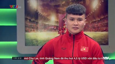 Quang Hải thừa nhận mất ngủ khi vô địch AFF Cup 2018 cùng ĐT Việt Nam