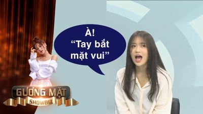 Uni5 làm khó Sara với các câu ca dao, tục ngữ Việt Nam
