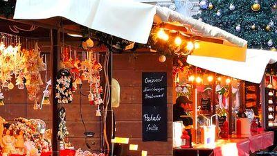 Clip: Chiêm ngưỡng những khu chợ Giáng sinh đẹp nhất châu Âu